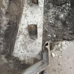 BodemBouw aansluiten CSM-wand op stalen damwand