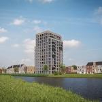 Impressie Blok D Aan de Waterkant - Tilburg