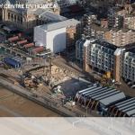 Luchtfoto van de boouwlocatie Legoland voor SENS Real Estate
