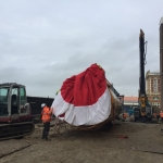 Opbouwen en monteren kerstmuts