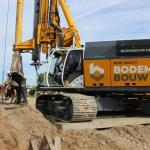 Start project parkeergarage Anklaar Apeldoorn