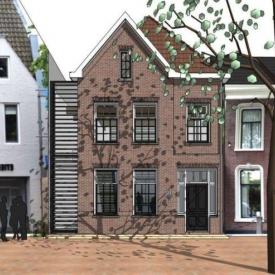 Impression newly built office building De Lind 34 - Oisterwijk