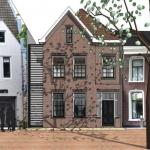Impressie nieuwbouw kantoorpand de Lind 34 - Oisterwijk