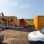 Opstarten projectlocatie overkluizing Railterminal Cabooter