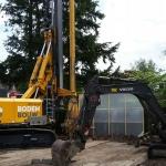 Opbouwen en inrichten projectlocatie
