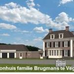 Animatie villa Brugmans - Veghel
