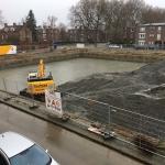 Ontgraving bouwkuip