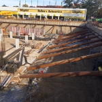 Ontgraven bouwkuip