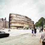 Impressie Neubau Vahrenwalder Strasse