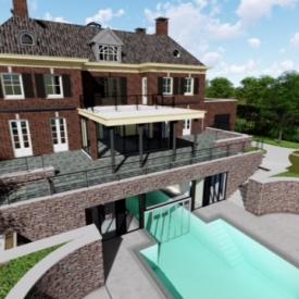 Animatiefoto Landhuis Walrick - Alverna
