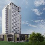 Impressie nieuwe Hotel van der Valk Lelystad