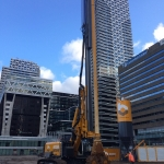 Opstarten van de bouwlocatie