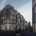 Impressie nieuwbouw Raaks III - Haarlem